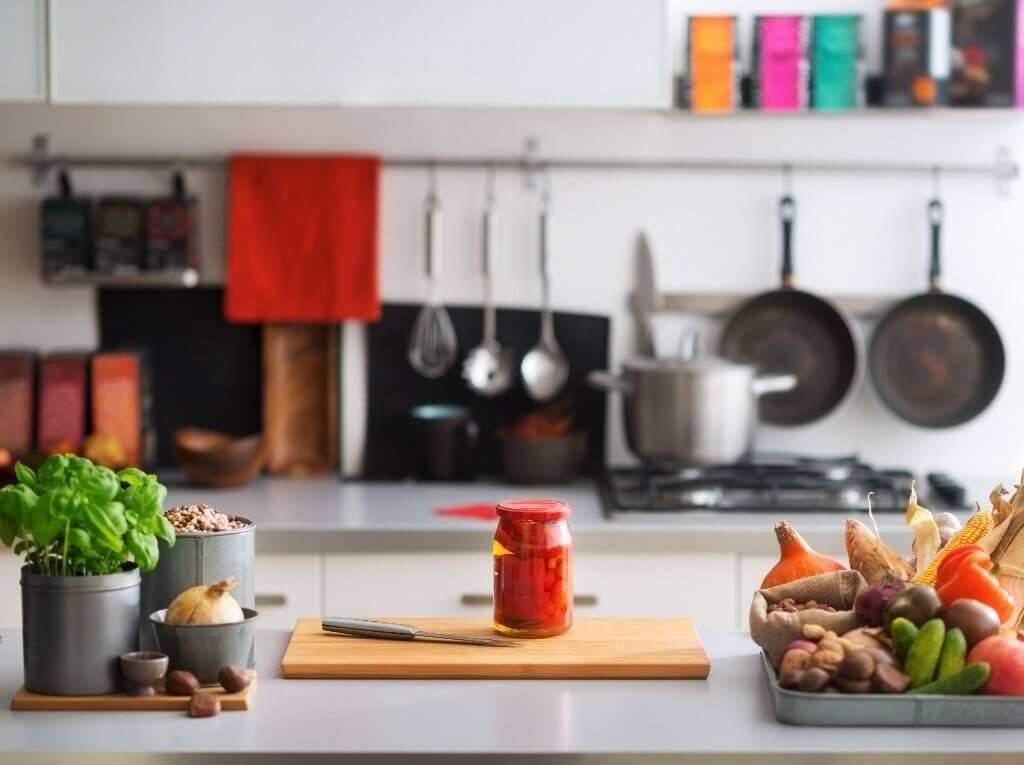 13 dicas para você aprender como organizar a sua cozinha