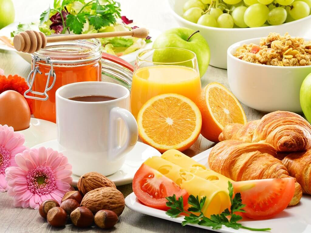 10 dicas para um café da manhã nutritivo