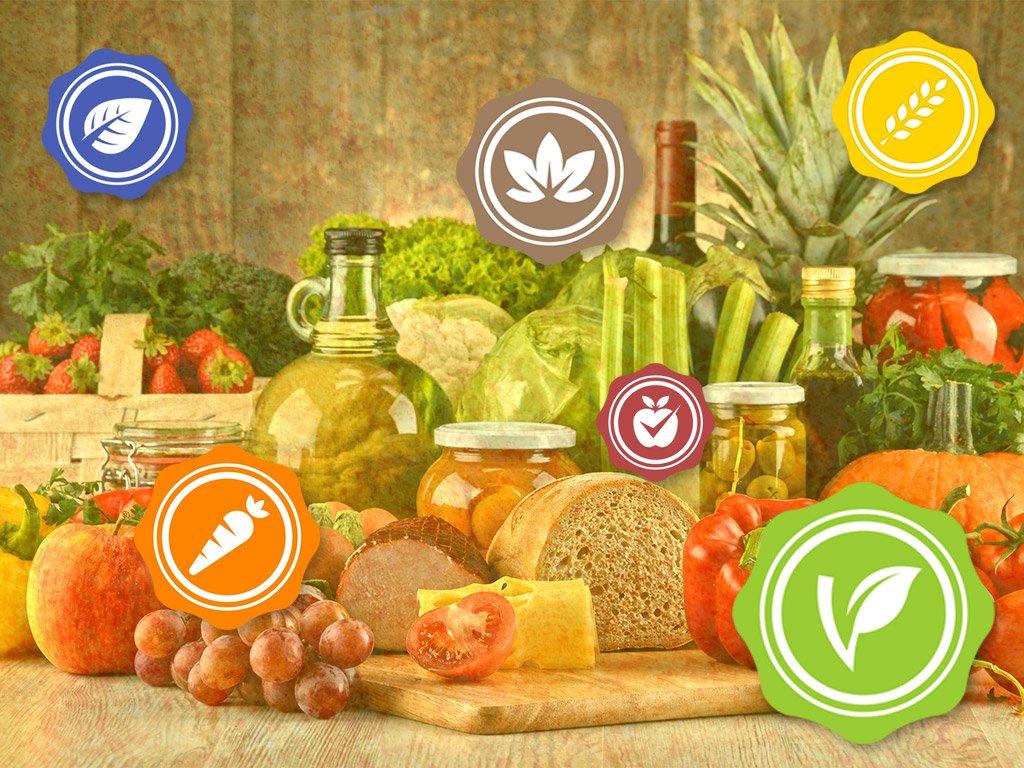 Como funcionam os selos e certificações de alimentos no Brasil? Entenda o que cada um deles significa
