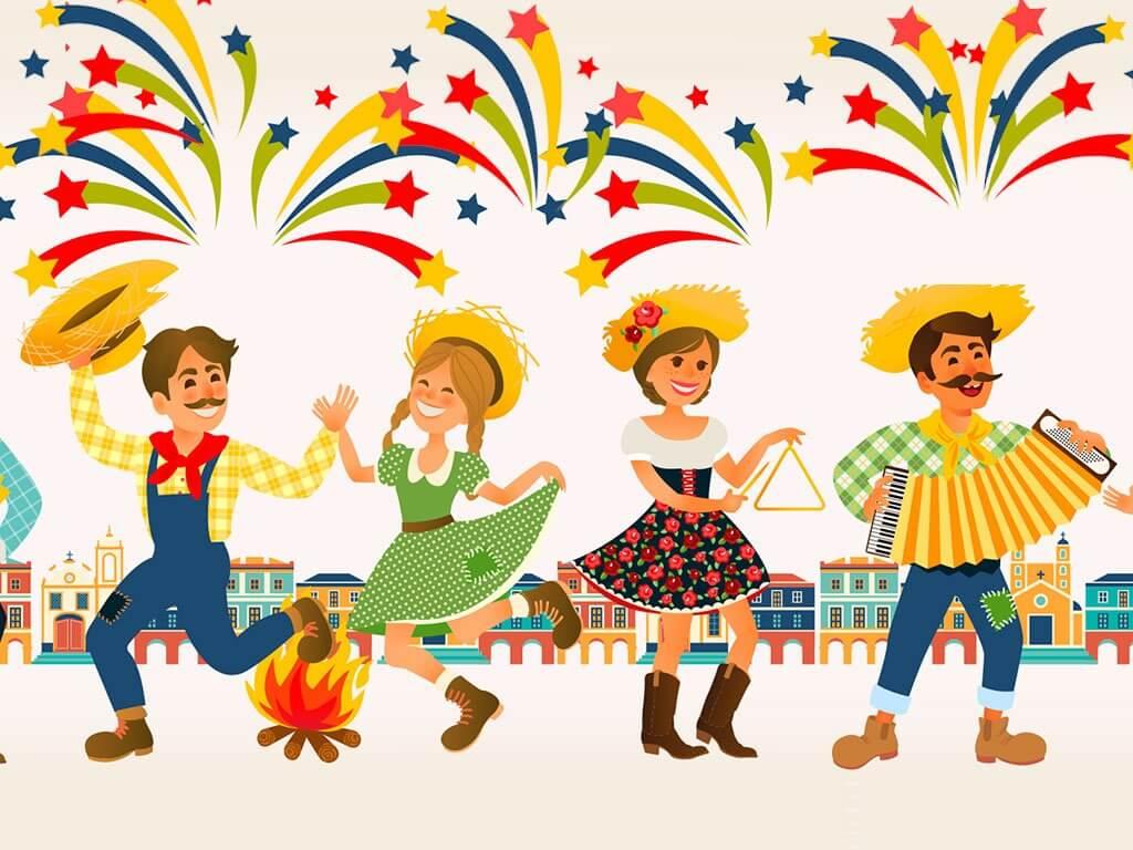 As Comemorações Da Festa Junina Pelo Brasil Caldo Bom